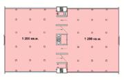 Сдам: помещение 2400 м2 (свободное назначение), м.Электрозаводская, Аренда помещений свободного назначения в Москве, ID объекта - 900282326 - Фото 20