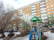 Однокомнатная квартира 34м2 в доме улчш. планировки 3/9-эт - Фото 1