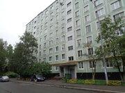 Продается трехкомнатная квартира - распашонка в г.Троицк - Фото 1