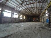 Сдается производственно-складская площадь 900м2 - Фото 1