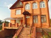 Дом 411 кв.м, на участке 20,6 сот земли д.Лиды, 88км МКАД, 20,6сот.
