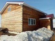 Брусовой дом с баней и гаражом в Родничке - Фото 1