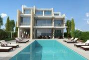 2 000 000 €, Эксклюзивная строящаяся Вилла на первой береговой в регионе Пафоса, Продажа домов и коттеджей Пафос, Кипр, ID объекта - 502988606 - Фото 21