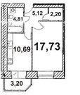 Продажа квартир ул. Маланова, д.23к2