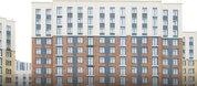 """ЖК """"Only""""-апартамент 75,83кв.м. с отделкой, 3 спальни и кухня-гостиная"""