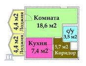 Продам 1 к квартиру в Ростове-на-Дону зжм Таллер ул. Зорге