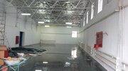 Производство/Склад 350 кв.м, антипыль