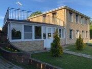 Современный зимний дом 280 кв.м. на участке 15 соток. ИЖС - Фото 1
