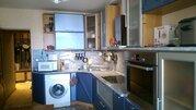 Большая, очень удобная 2х комнатная квартира, Евроремонт - Фото 5