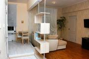 Уютная супер-тихая квартира, после ремонта сдается впервые, Сокол, . - Фото 4