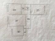 2 450 000 Руб., 3 комнатная квартира, Проспект Строителей, Продажа квартир в Саратове, ID объекта - 328947052 - Фото 12
