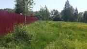 Земельный участок 6 с. под ПМЖ в Чеховском р-не д. Сергеево - Фото 3