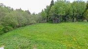 Земельный участок 10 соток (ИЖС) в д. Плаксино, Наро-Фоминского района - Фото 1