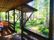 Добротный бревенчатый дом на участке 15 соток - Фото 3