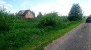 Продается участок, деревня Вертлино