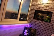 1-ком. квартира с ремонтом, мебелью и техникой, Купить квартиру в Минске по недорогой цене, ID объекта - 322142585 - Фото 16