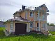 Новый коттедж 220 кв м д. Устиновка ПМЖ