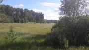 Участок в деревне рядом с рекой и лесом, ИЖС