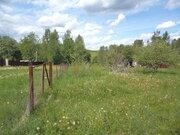 Участок 12 сот. в деревне Федцово Волоколамского р-на - Фото 4