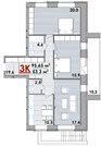 Продажа квартир ул. Полевая, д.д. 105