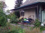 Продам жилой дом на земельном уч-ке 18 соток Лен.обл, д.Нурма - Фото 1