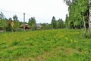 Участок 12,7 соток для ИЖС рядом с Истринским вдхр. 48 км от МКАД - Фото 1