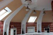 Качественный и функциональный коттедж круглой формы, Продажа домов и коттеджей в Новосибирске, ID объекта - 502847362 - Фото 9