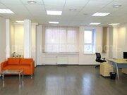 Аренда помещения 50 м2 под офис, рабочее место, м. Белорусская в .