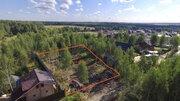 Участок 14 соток Крайний к лесу с. Строкино ИЖС - Фото 2