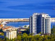 Квартира на набережной Ялты с видом на море в Новом доме!