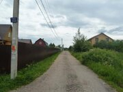 10 соток в СНТ Думино Дмитровскиого района - Фото 1