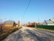 Продам земельный участок в Ярустово, за участком лес