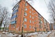 2-комнатная квартира в центре Волоколамска (2й этаж)