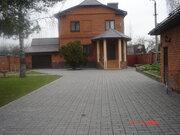 Аренда коттеджей в Щелковском районе
