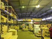 Складское отапливаемое помещение 1125 кв. м. в один уровень - Фото 4