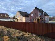 Купить дом из бруса в Домодедовском районе д. Овчинки - Фото 3