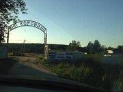 Земельный участок Московская область Можайский район деревня Коровино - Фото 2