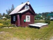 Небольшой домик с ухоженным участком 50 км от Москвы - Фото 1
