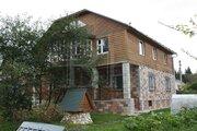 Загородный дом с баней на берегу озера с собственным берегом и . - Фото 4
