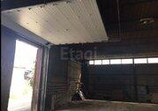 Сдам производственное помещение, Аренда склада в Тюмени, ID объекта - 900496422 - Фото 2