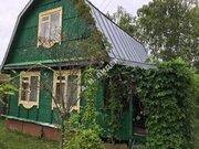 Дача 50 кв.м, в Павлово-Посадском р-не, д. Васютино - Фото 1