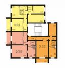 2 070 000 Руб., Продам 2-тную квартиру Мусы джалиля20стр, 8 эт, 68 кв.м.Цена 2070 т.р, Купить квартиру в новостройке от застройщика в Челябинске, ID объекта - 327321905 - Фото 3
