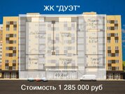 Продается квартира в Ставрополе., Купить квартиру в новостройке от застройщика в Ставрополе, ID объекта - 317823284 - Фото 1