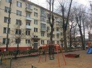Продажа квартиры, м. Бауманская, Ул. Красноказарменная