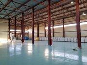 Новый складской комплекс 1490 кв.м.
