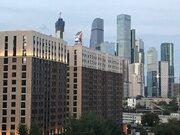 Продам видовую 3-к.кв с видом на Москва Сити