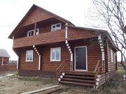 Дом в деревне Площево с газосом