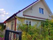 Жилой дом с удобствами 90 км от МКАД - Фото 1