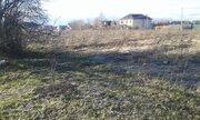 Участок 9 сот Новорязанское ш 55 км от МКАД Ворщиково