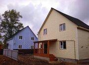 Купить дом из бруса в Чеховском районе пос. Столбовая, ул. Чехова - Фото 2